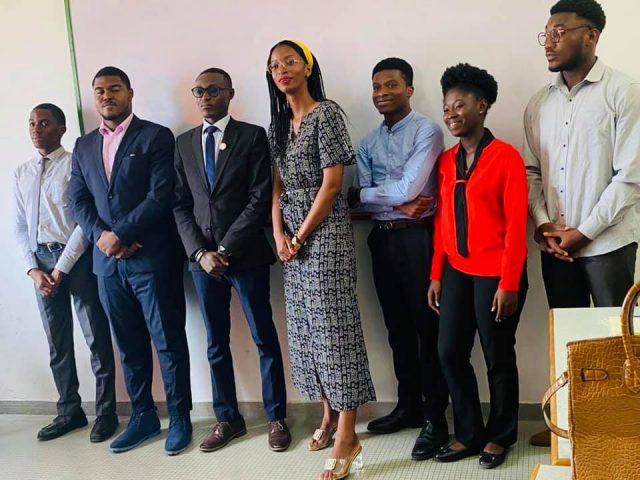 ITECHGroup forme des étudiants à la vie associative à l'Université Félix houphouet-boigny