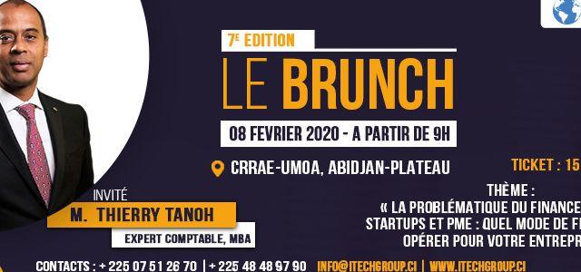 Le Brunch avec M. Thierry TANOH