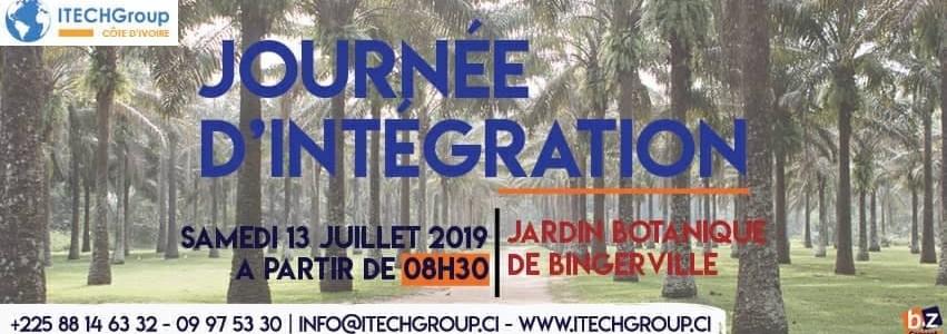 Pourquoi participer à la journée d'intégration d'ITECHGroup-CI