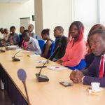 Séminaire de formation des jeune de Itechgroup Côte d'Ivoire