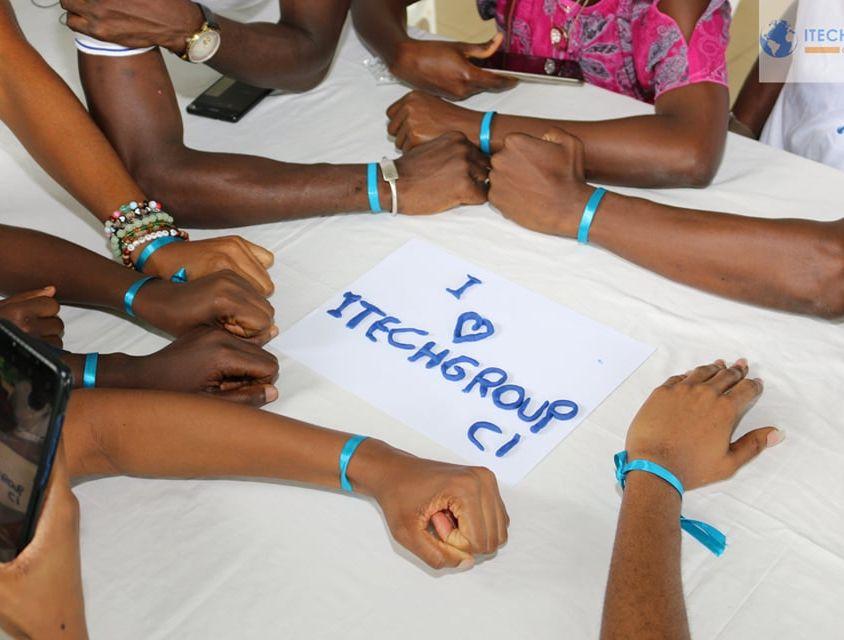 Journée d'intégration 2019 ITECHGroup Côte d'Ivoire